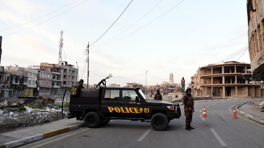 Mueren cuatro milicianos iraquíes en una emboscada al norte de Bagdad