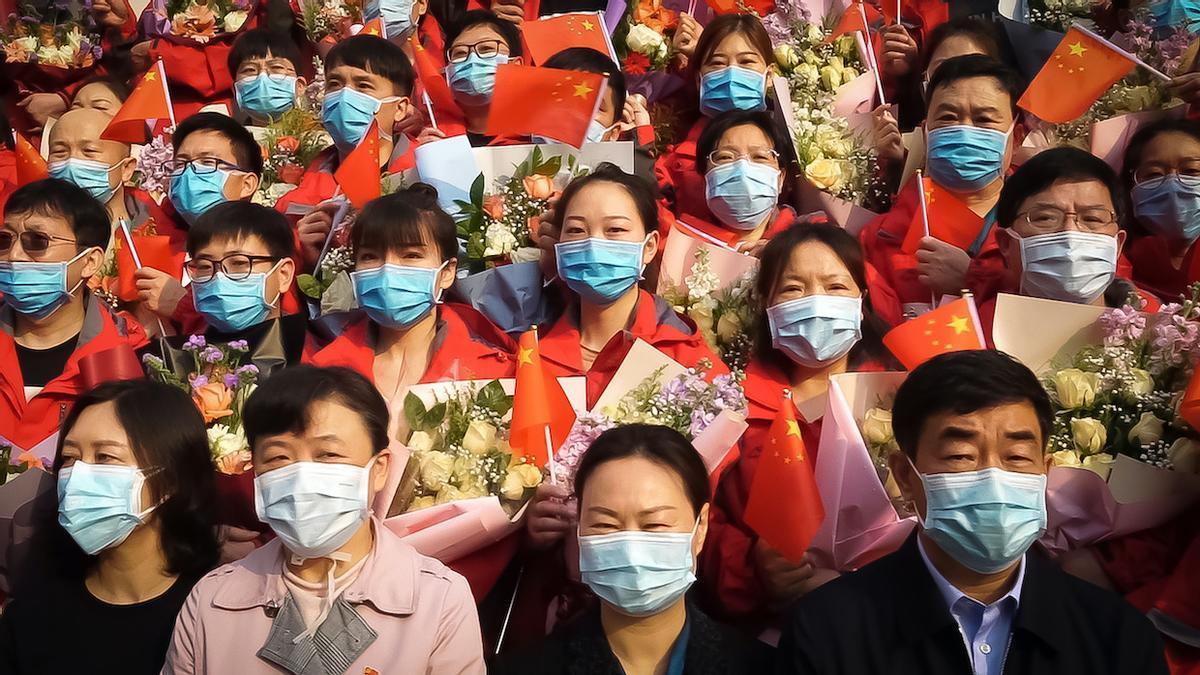 """""""In The Same Breath: ¿qué es mentira y qué es verdad?"""" fue dirigido por la cineasta Nanfu Wang"""