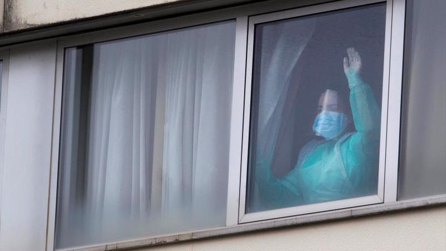 457 contagios en las residencias gallegas y 22 usuarios fallecidos