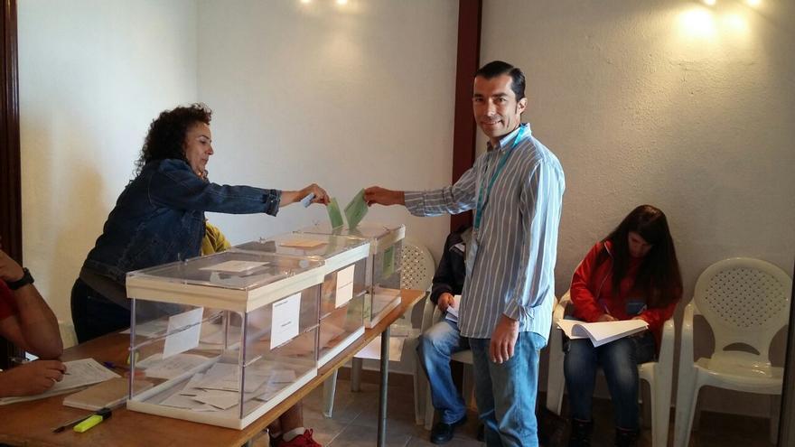 Carlos González, candidato del PP a la Alcaldía de Tijarafe.