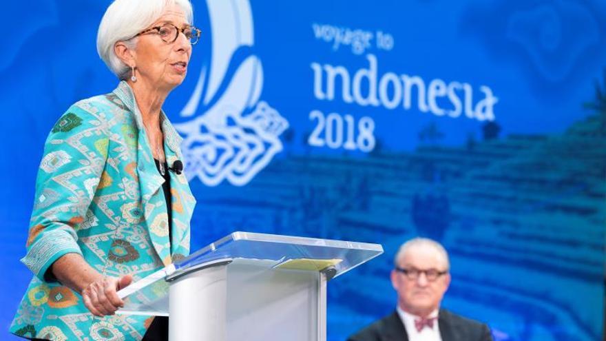El FMI y el BM, inquietos ante los primeros efectos de la guerra comercial