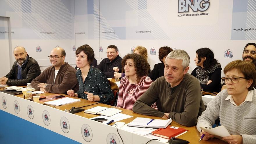 """El BNG traslada su apoyo a Carme Forcarell, """"juzgada por cumplir el mandato de las urnas y defender la democracia"""""""