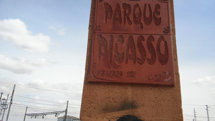 Parque Pablo Picasso de Alcázar de San Juan (Ciudad Real)