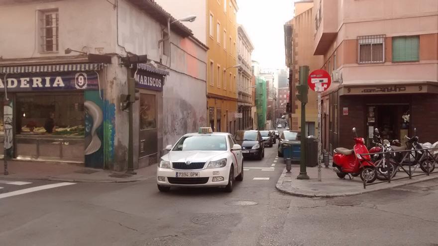 Imagen de archivo de la calle Amaniel   SOMOS MALASAÑA