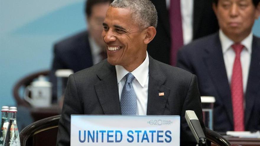 Putin y Obama se reunirán mañana en los márgenes del G20