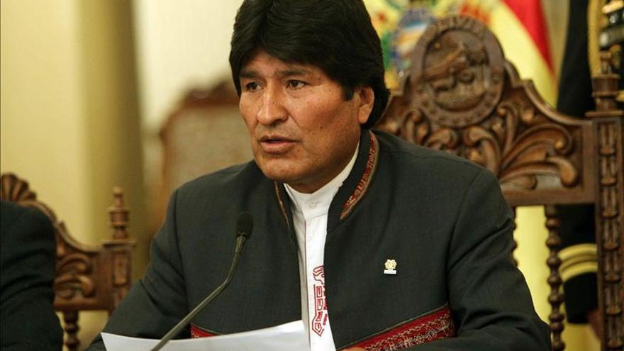 El Parlamento boliviano deja expedito el camino a la tercera candidatura de Morales