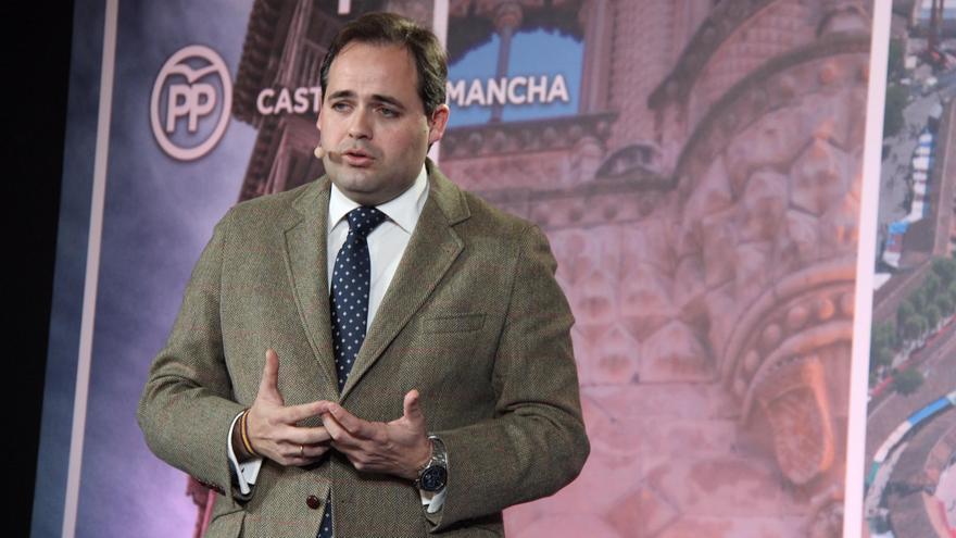 Paco Núñez este domingo en Albacete