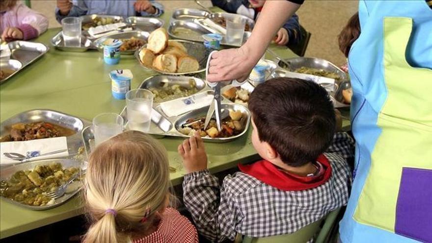 Todos los centros concertados en Aragón cobran por el comedor más de ...