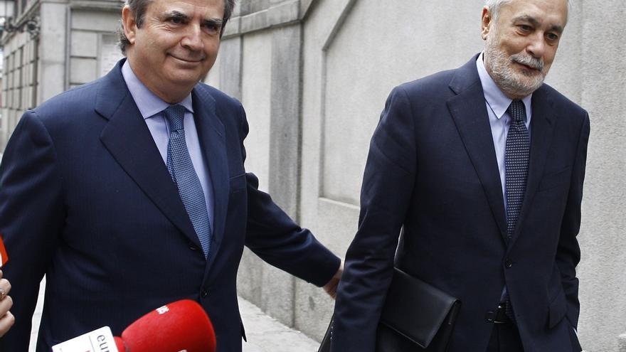 """Los peritos de Griñán acusan a la IGAE de construir una """"maniobra conspiratoria"""" en el ERE"""