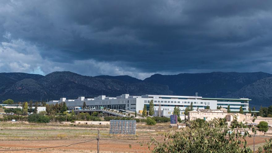 El hospital Son Espases de Palma se refuerza para afrontar diciembre