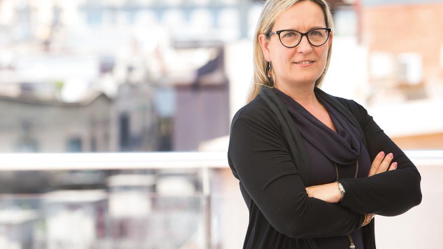 Anna Fornés, directora de la Fundación Factor Humà