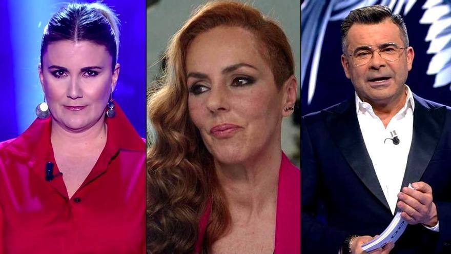 Telecinco confía en Jorge Javier y Carlota Corredera para entrevistar a Rocío Carrasco en plató