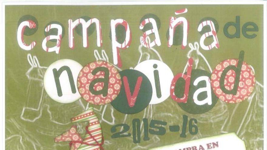 Cartel de la campaña de Navidad 2015-2016.