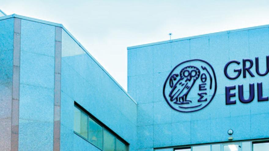 Sede del Grupo Eulen en Madrid.