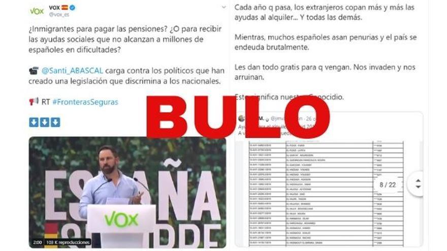 """La legislación """"no discrimina"""" a los españoles en las ayudas al alquiler de la Comunidad de Madrid como dice VOX"""