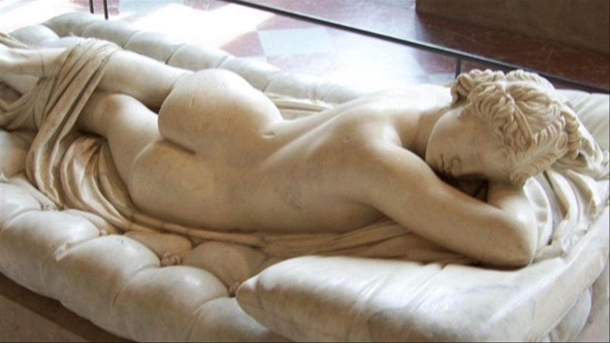Hermafrodito Durmiente