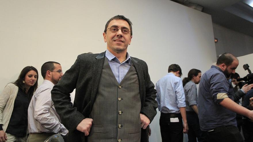 """Monedero asegura que la última campaña electoral fue """"mala"""" por """"moderar"""" y """"parlamentar en exceso"""" Podemos"""