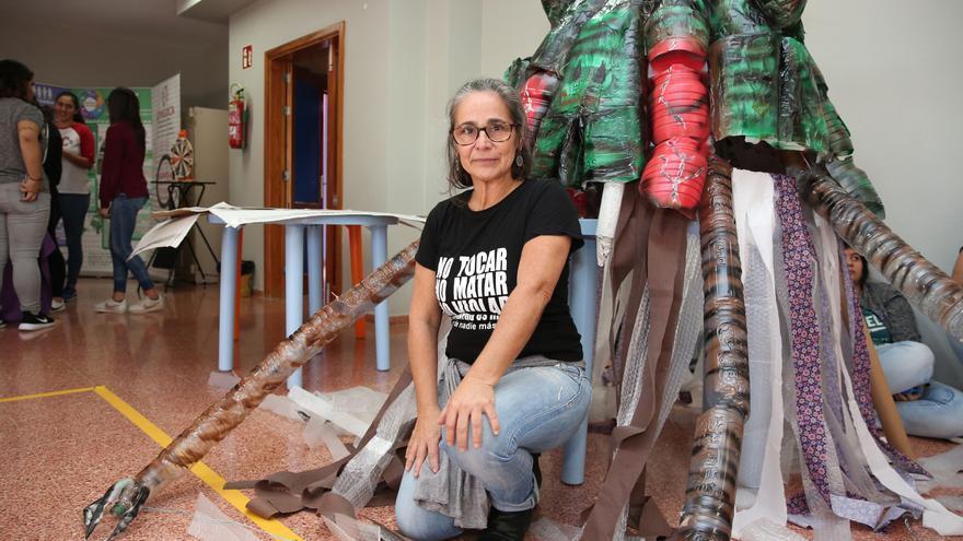 Rosa María Naranjo, alumna del ciclo de Igualdad de Género del IES Lila.