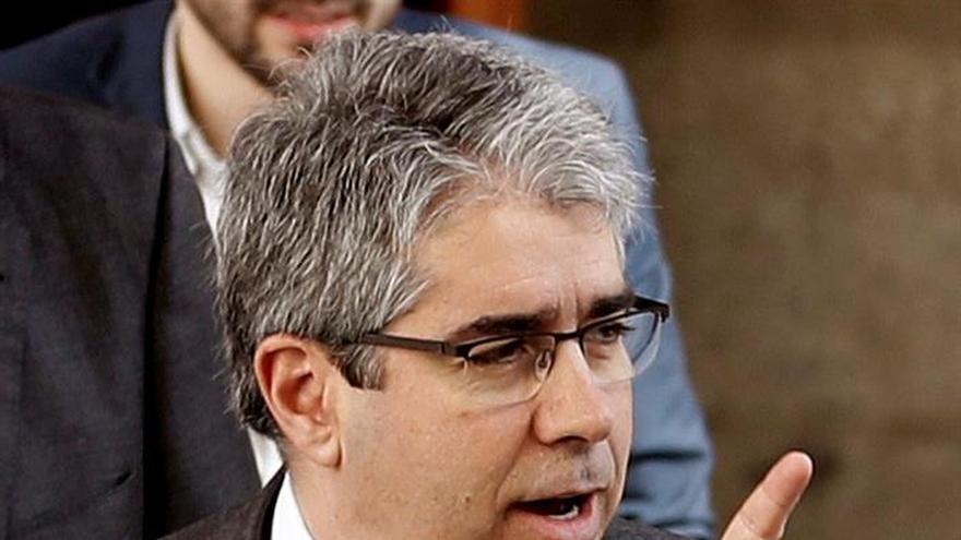 """Homs haría el referéndum antes del verano porque el """"adversario"""" está """"débil"""""""