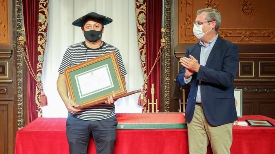 La sidrería Altzueta ha resultado vencedora en el XX. Concurso de Sidra de la Diputación Foral de Gipuzkoa.