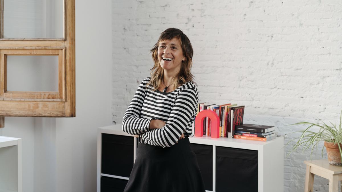 Isabel Inés Casanovas, mención especial del Premio Nacional de Diseño e Innovación