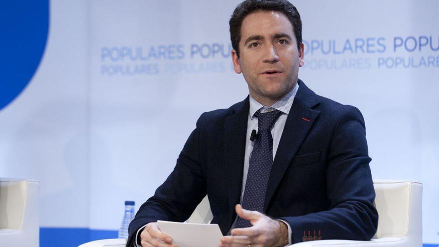 El diputado nacional del PP, Teodoro García