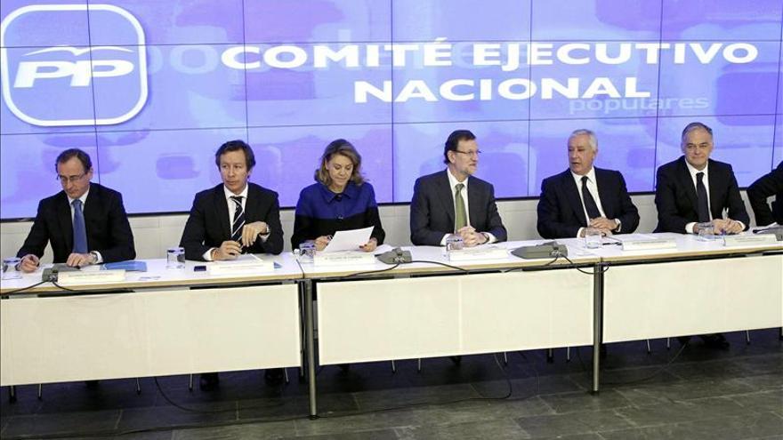 Floriano dirigirá la campaña del PP para las elecciones europeas