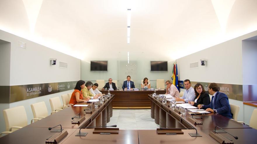 """La dirección de IU de Extremadura analizará en septiembre """"las líneas generales"""" de actuación ante la Junta"""
