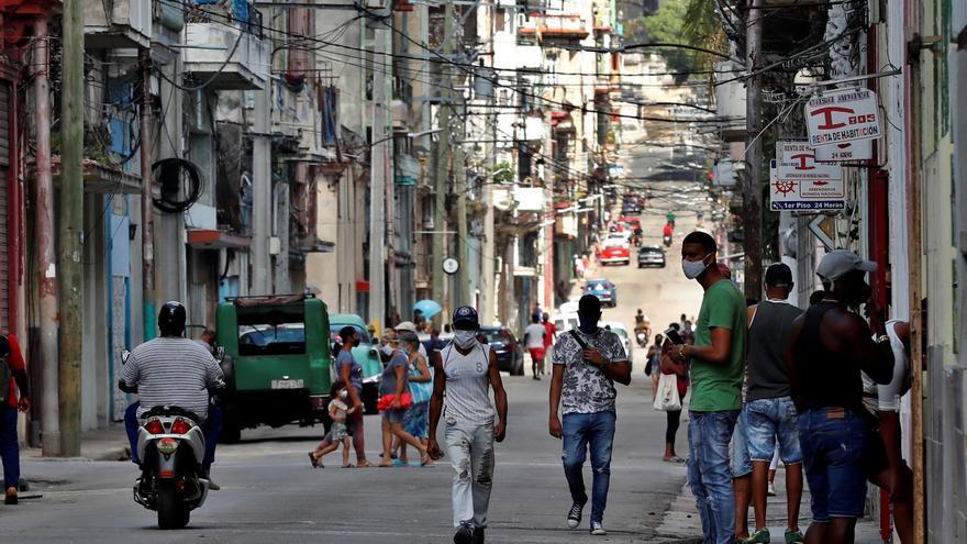 La Habana (Cuba). EFE/ Ernesto Mastrascusa/Archivo
