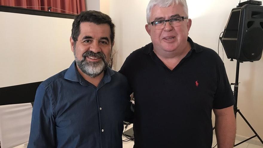 La ANC niega que solo apoye a Puigdemont pero pide restaurar el Govern cesado