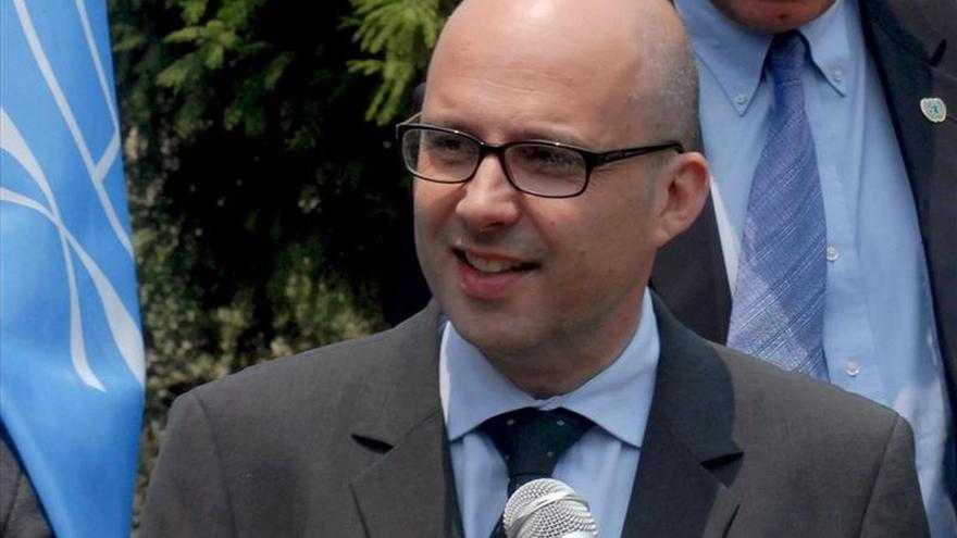 La ONU nombra al australiano Robert Piper enviado adjunto para Oriente Medio