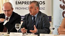 Javier Carnero, consejero de Empleo, Empresa y Comercio de la Junta de Andalucía.