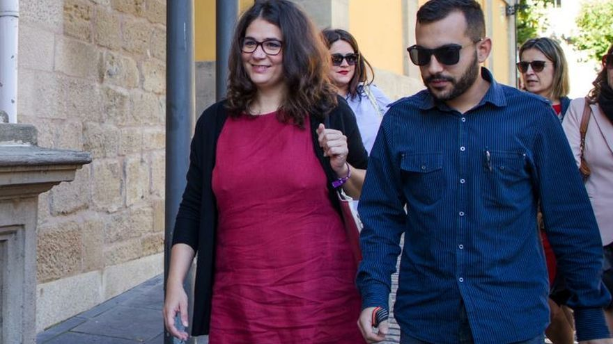 PSOE y Podemos retoman por tercer día las negociaciones en La Rioja