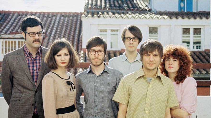 La banda del nuevo Indie Pop, Rusos Blancos