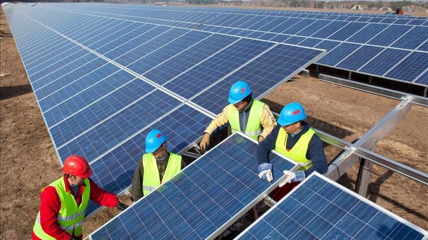 Las renovables sitúan a España como el tercer país con más arbitrajes