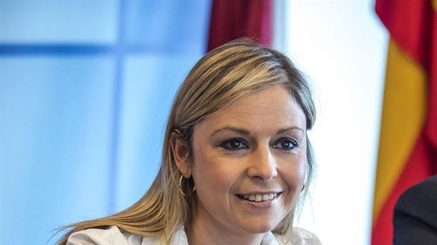 Fallece la consejera de Fomento de CLM, Elena de la Cruz, a los 43 años