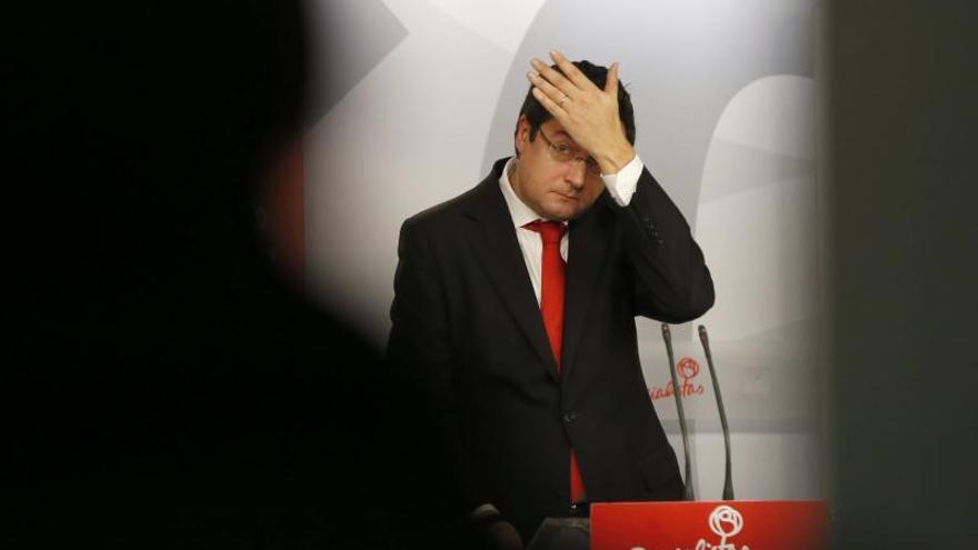"""Óscar López avisa de que la legislatura """"está perdida en materia de empleo"""""""
