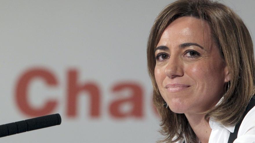 "Chacón dice que España ""debe mucho"" a Carrillo, sobre todo su generación"