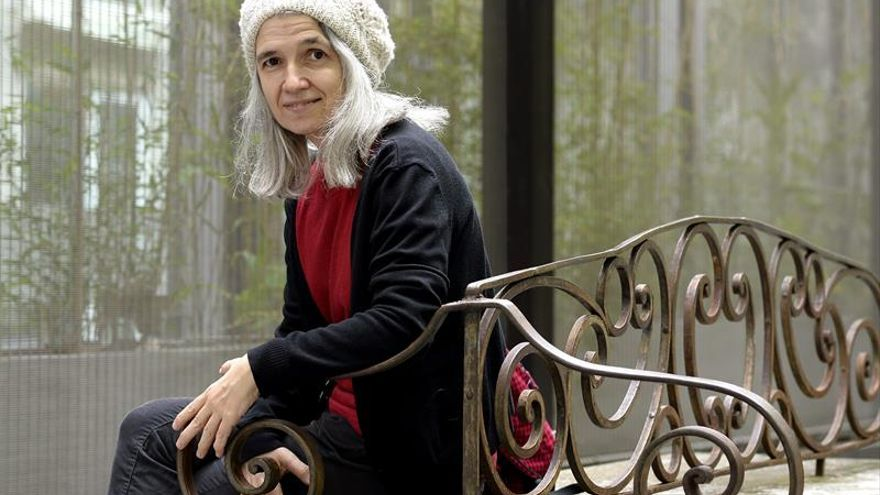 Belén Gopegui: Google es autoritario y le entregamos a diario información