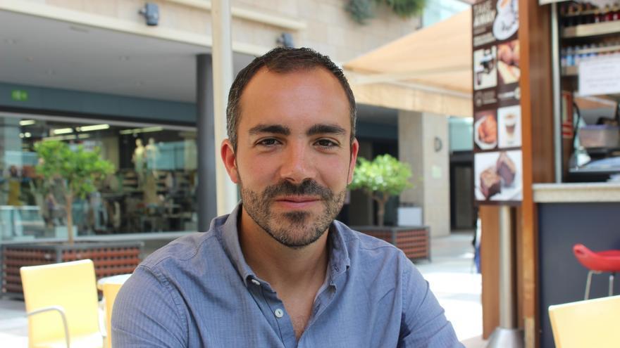Antonio García-Vaso, candidato de EQUO a la alcaldía de Cartagena / PSS