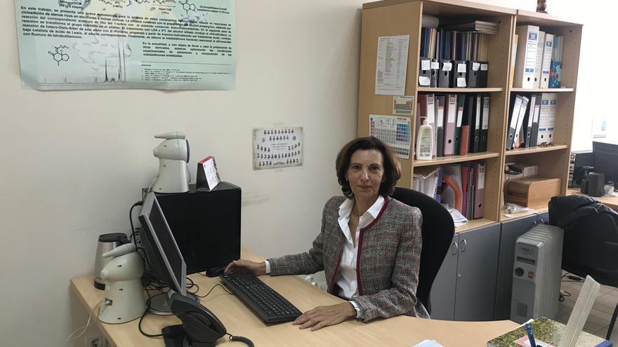 María del Mar Afonso Rodríguez es también miembro del Instituto Universitario de Bio-Orgánica Antonio González de la Universidad de La Laguna.