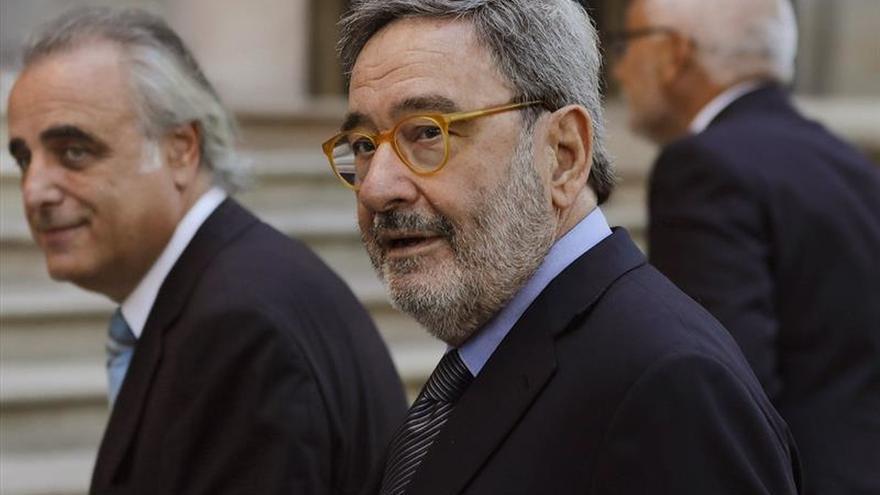 Serra asegura que no se arrepiente de su gestión al frente de CatalunyaCaixa