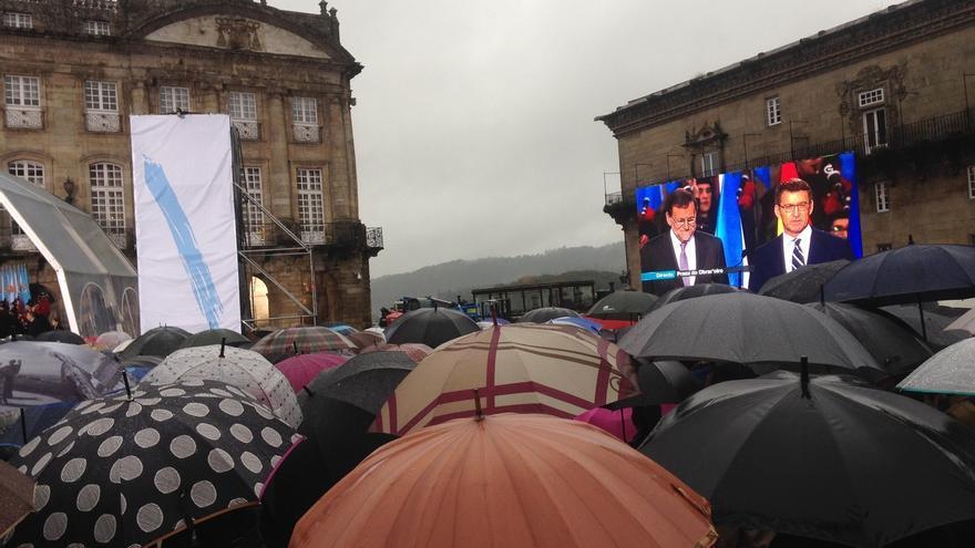"""Feijóo pone a Galicia como """"modelo de estabilidad"""" para España y apela a tender """"puentes humanos y políticos"""""""