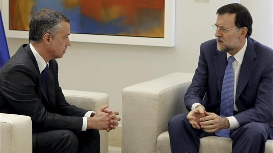 Urkullu y Rajoy coincidirán en el arranque del Centro de Víctimas de Vitoria