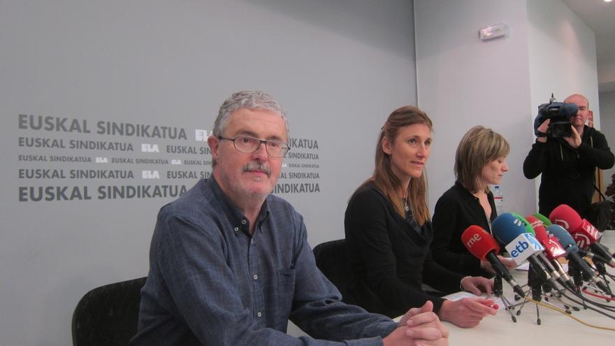 """ELA acusa a CCOO y UGT de venir a Bilbao el 1 de Mayo para apoyar a Urkullu a implantar el """"fracasado diálogo social"""""""