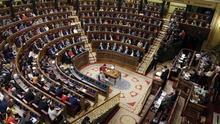 El Congreso no resuelve la ubicación de los grupos en el hemiciclo por falta de acuerdo sobre los escaños convergentes