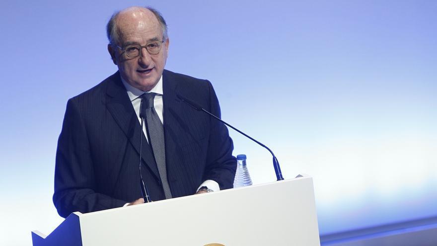Antonio Brufau (Repsol), galardonado con el premio 'Business Leader of the Year'