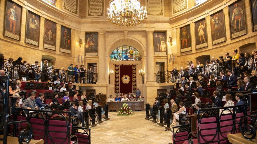 Las Juntas de Bizkaia rechazan crear una comisión de estudio sobre política industrial