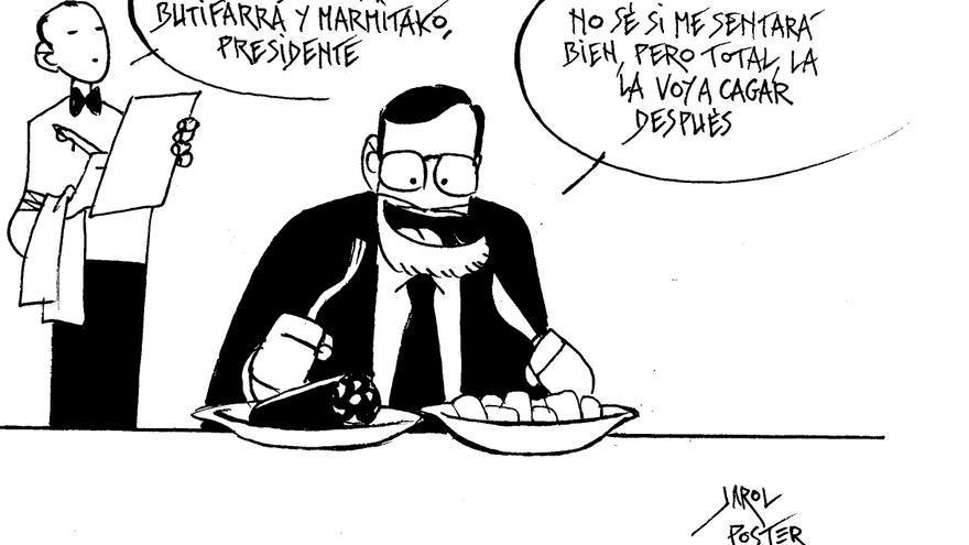 Rajoy y los nacionalistas
