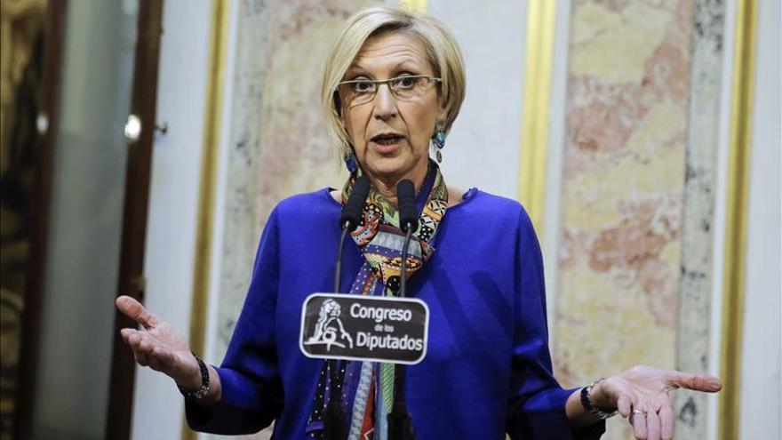 """Díez pide cerrar el Senado por """"inútil"""" y """"obsoleto"""", no llevarlo a Barcelona"""